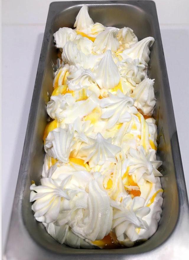 Il gelato di sara-gelateria superolmi-casalguidi-gelato-buono-yogurt tropicale